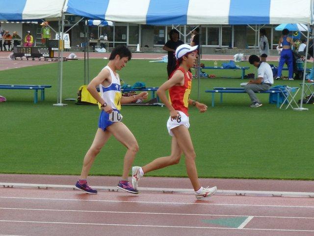 藤田5000m競歩