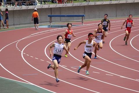 鈴木400m予選