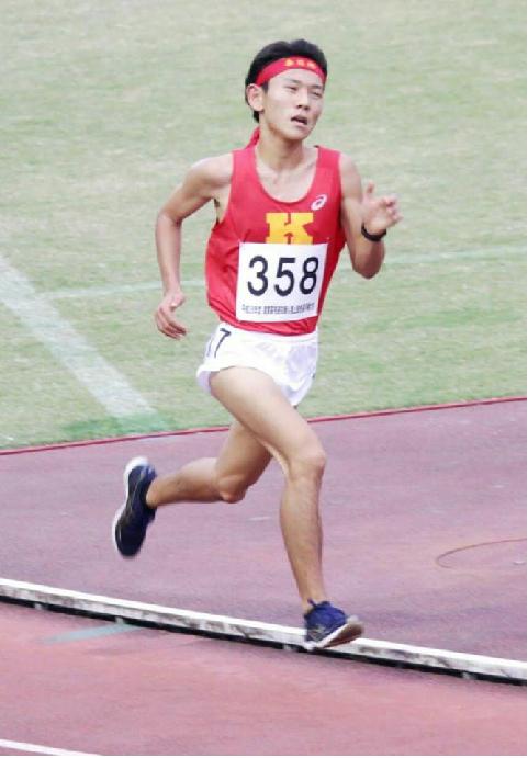打木3000mSC準優勝