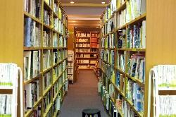 図書館書架
